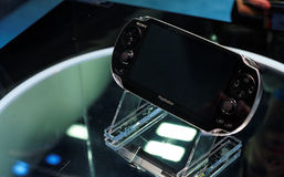Sony PSVita NGP or PSP 2 Stock Photo