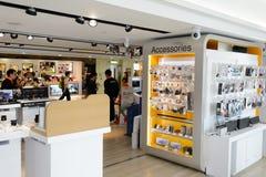 Sony sklepu wnętrze Obrazy Royalty Free