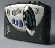 Sony walkman Stock Photo