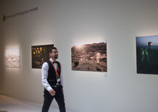 Sony World Photography Awards en Photokina 2016 Imagen de archivo