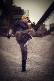 Sonya Blade Stock Photography
