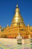 Soon U Ponya Shin Paya. In Sagaing,Myanmar Stock Image