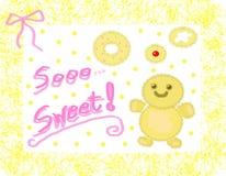 Sooo Sweet Royalty Free Stock Image