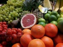 Soooo много здоровая еда стоковое изображение rf