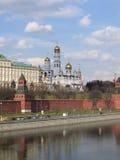 Soort aan Moskou het Kremlin Stock Foto