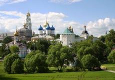 Soort aan Sergiyev Posad Stock Afbeelding