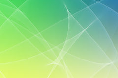 Soothing Abstract Glowing Lines Background Royalty Free Stock Images