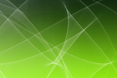Soothing Abstract Glowing Lines Background Stock Photo