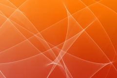 Soothing Abstract Glowing Lines Background Royalty Free Stock Photo