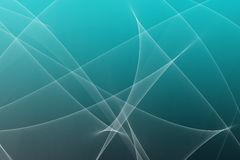 Soothing Abstract Glowing Lines Background Stock Photography