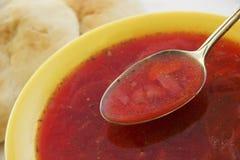 Sopa. Imagem de Stock