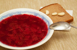 Sopa Foto de Stock