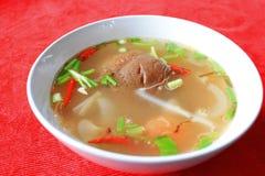 Sopa Fotografia de Stock