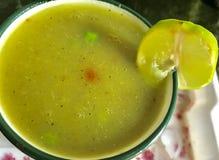 Sopa Foto de archivo libre de regalías