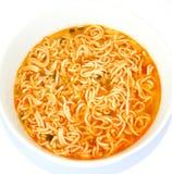 Sopa chinesa Fotografia de Stock Royalty Free