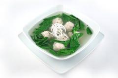 Sopa chinesa Imagens de Stock Royalty Free