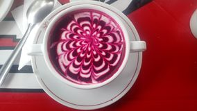 Sopa colorida Foto de Stock Royalty Free