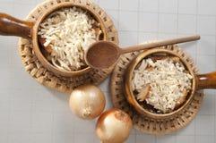 Sopa da cebola Imagem de Stock