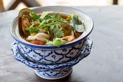 Sopa da mistura Imagem de Stock