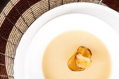 Sopa de batata imagem de stock
