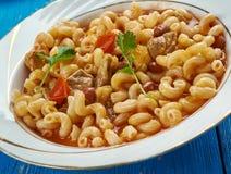 Sopa de Fagioli Foto de Stock Royalty Free
