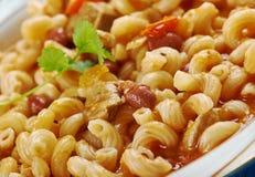 Sopa de Fagioli Imagem de Stock