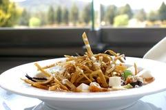Sopa de la tortilla Foto de archivo libre de regalías