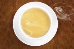 Sopa de lenteja Imagen de archivo