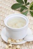 Sopa de Lotus foto de archivo