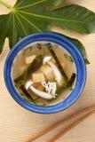 Sopa de Miso Foto de archivo