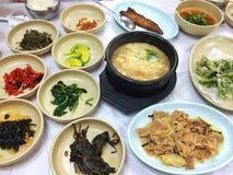 Sopa de Miso Fotos de Stock