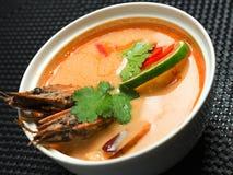 Sopa de Miso, alimento japonês imagens de stock royalty free