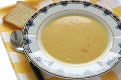 Sopa de patata Imagen de archivo