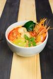 Sopa de Tom Yum Imagens de Stock