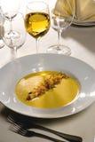 Sopa del aperitivo foto de archivo libre de regalías