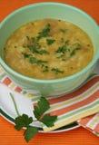Sopa del pan Foto de archivo