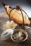 Sopa do papo dos peixes Imagens de Stock