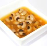 Sopa dos feijões Fotografia de Stock Royalty Free