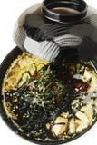 Sopa japonesa Fotos de archivo