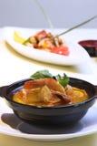 Sopa tailandesa de Tom-Yom Imagens de Stock