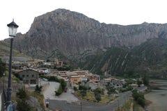 Sopeira Huesca Royaltyfria Foton