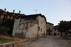 Sopeira Huesca Arkivbild