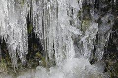 Sopel formacja na stronie Halne skały zdjęcia stock