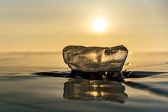 Sopel na Baikal jeziorze zdjęcia royalty free
