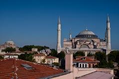 sophia της Κωνσταντινούπολης hag Στοκ εικόνα με δικαίωμα ελεύθερης χρήσης