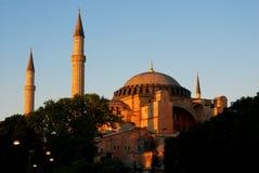 sophia της Κωνσταντινούπολης hag Στοκ φωτογραφίες με δικαίωμα ελεύθερης χρήσης