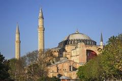 sophia της Κωνσταντινούπολης hag Τουρκία Στοκ Εικόνα