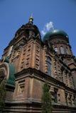 sophia собора святейшее Стоковая Фотография