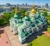 Ο καθεδρικός ναός Αγίου Sophia στοκ εικόνα με δικαίωμα ελεύθερης χρήσης