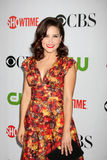 Sophia Bush. Arriving at the CBS Television Distribution TCA Stars Party at the Huntington Library in San Marino, CA on August 3, 2009 stock photo